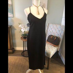 NWT Nasty Gal black dress L